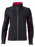 Ladies' Zip-Off Softshell Jacket