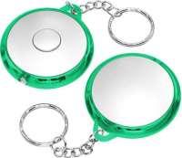 Grundfarbe: silber, Zusatzfarbe: grün-transparent