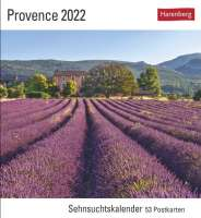 Wandkalender Provence