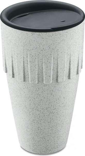 Becher Latte 400ml mit Deckel