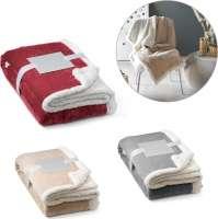 HEIDEN. Fleece-Decke 225 g/m²