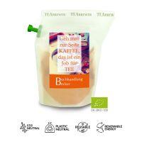Werbe-Tee Winter Fusion, wiederverwendbarer Brühbeutel