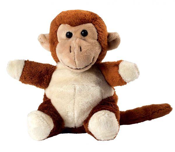 Plüsch Affe Erik - kuscheln ist nicht affig, sondern außerordentlich toll!