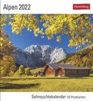 Wandkalender Alpen