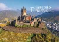 Wandkalender Reise durch Deutschland