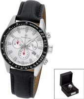 """Edelstahl-Chronograph Made in Germany """"Native Chrono L"""""""