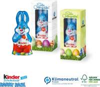 Kinder-Schokolade Harry Hase, Klimaneutral, FSC®