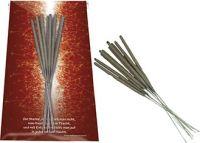 Weihnachtskarte Wunderkerzen, 1-4 c Digitaldruck inklusive, ohne Kuvert