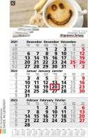 Kalender Primus 3 Post A x.press