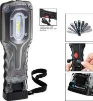 "Aufladbare LED Leuchte ""Profi Power Light 350 L"""
