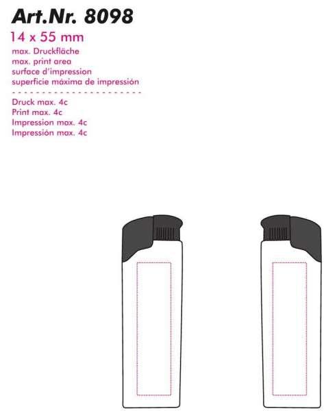 Elektronik-Feuerzeug