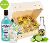 Geschenkbox Gin Tonic-Cocktail