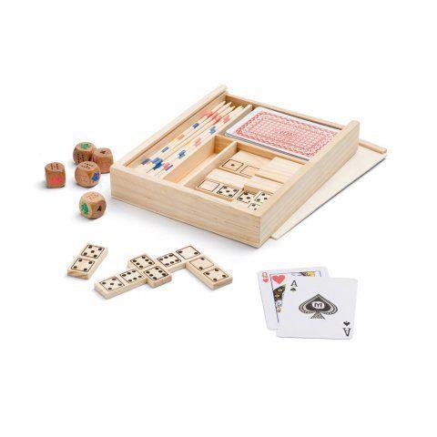 PLAYTIME 4-in-1 Spielset