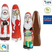 MINI Schoki-Weihnachtsmännchen