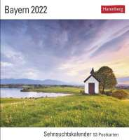 Wandkalender Bayern