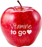 "LogoFrucht Apfel ""Vitamine"""