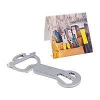 Präsentset ROMINOX – Key Tool Snake Werkzeug silber, mehrfarbig