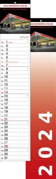 Streifenkalender S-500