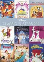 Wandkalender Disney Classic Posters Edition