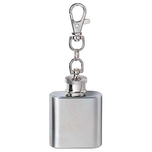 Schlüsselanhänger Flachmann