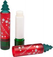 LipTree - Lippenpflegestift als Weihnachtsgruß inkl. 1c-Druck