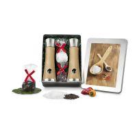 Präsentset Salz- und Pfeffermühlen-Set