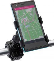 Telefonhalter 'Biker' aus Kunststoff