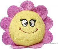 Schmoozies® Blume, Unterseite aus Mikrofaser ist vielseitig einsetzbar.