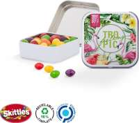 Dose Quadratisch, Skittles Kaubonbons