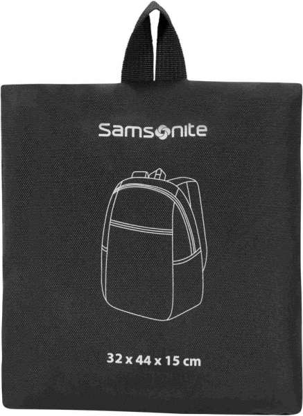 Samsonite faltbarer Rucksack