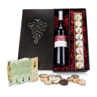 Präsentset Chocolate for wine