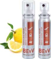 Handreinigungsspray, 20 ml, No Label Look (Alu Look)