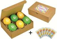 LOGOEi 6er  Snack-Box
