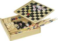 Spielset 'Fun' in Holzbox