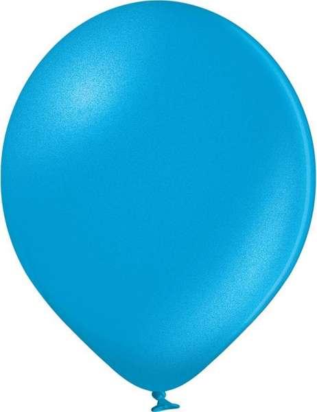Luftballons 80/90, metallicfarben, mit 4c-Werbedruck TopQuality