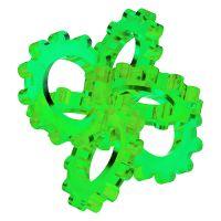 transparent-grün