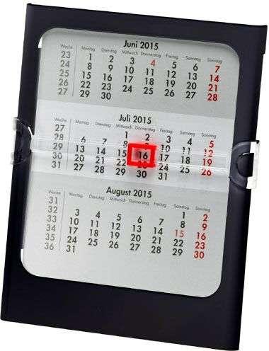 Tisch- und Wandkalender