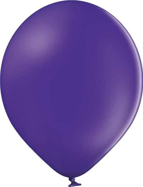 Luftballons 100/110 mit 1c-Werbedruck