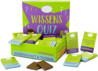 Geschenkartikel - Präsentartikel: Schokoladiges Wissensquiz