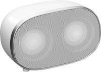 Bluetooth-Lautsprecher mit beleuchteten Bass-Membranen