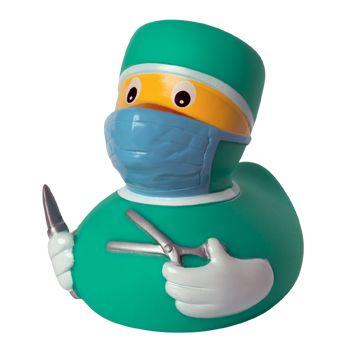 Quietsche-Ente Chirurg