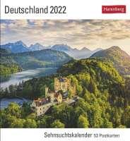 Wandkalender Deutschland