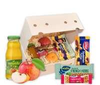 Geschenkbox Homeoffice-Snack-Box