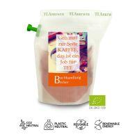 Werbe-Tee Tasty Berry, wiederverwendbarer Brühbeutel