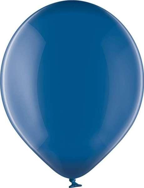 Luftballons 90/100, kristallfarben, mit 4c-Werbedruck TopQuality