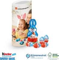 Kissenverpackung mit Kinder-Schokolade, Klimaneutral, FSC®