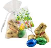Süßes Ostersäckchen, 1-4 c Digitaldruck inklusive