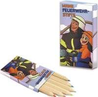 Buntstiftbox Feuerwehr