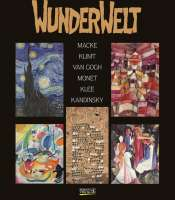 Wandkalender Wunderwelt
