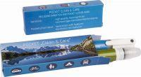Pocket Set Clean & Care - Handdesinfektion und Handpflege in der individuell bedruckten Box